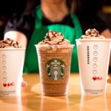 Starbucks Just Released 3 New Chocolate-Filled Drinks For Valentine's Day