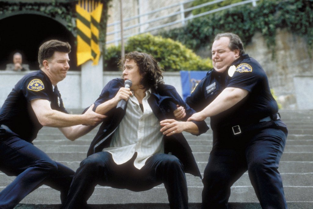 10 Things I Hate About You Cover: 15 Of The Most Romantic Movie Scenes