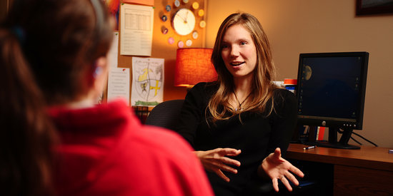 Here's Why You Should Go To Your School's Counseling Center