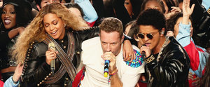 Coldplay, Beyoncé and Bruno: Watch the Entire 2016 Super Bowl Half-Time Show Here!