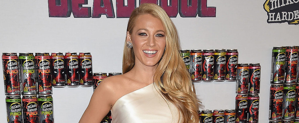 Sorry, Ryan Reynolds, but Blake Lively Just Stole This Red Carpet