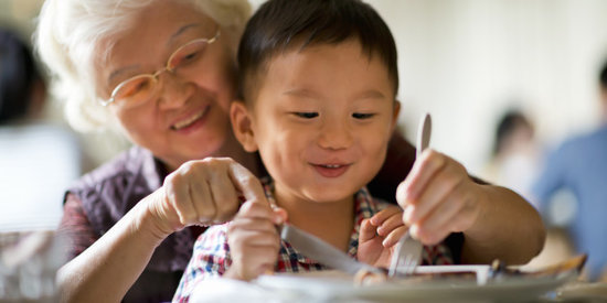 This Is What Makes A Good Grandparent