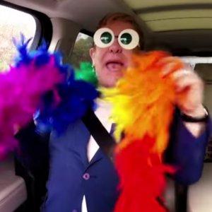 Elton John Carpool Karaoke Video