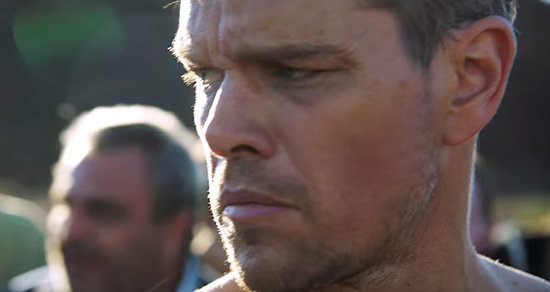 'Jason Bourne' Is Fast and Furious in First Trailer and Poster