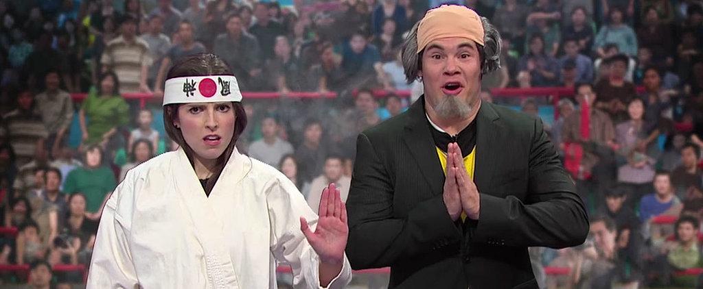 Anna Kendrick, Zac Efron, Adam Devine, and James Corden Re-Create Every Sports Movie Ever Made