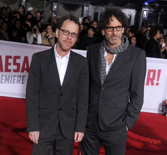 The Coen Brothers get dragged into #OscarsSoWhite conversation by Jen Yamato at The Daily Beast while promoting Hail, Caesar!