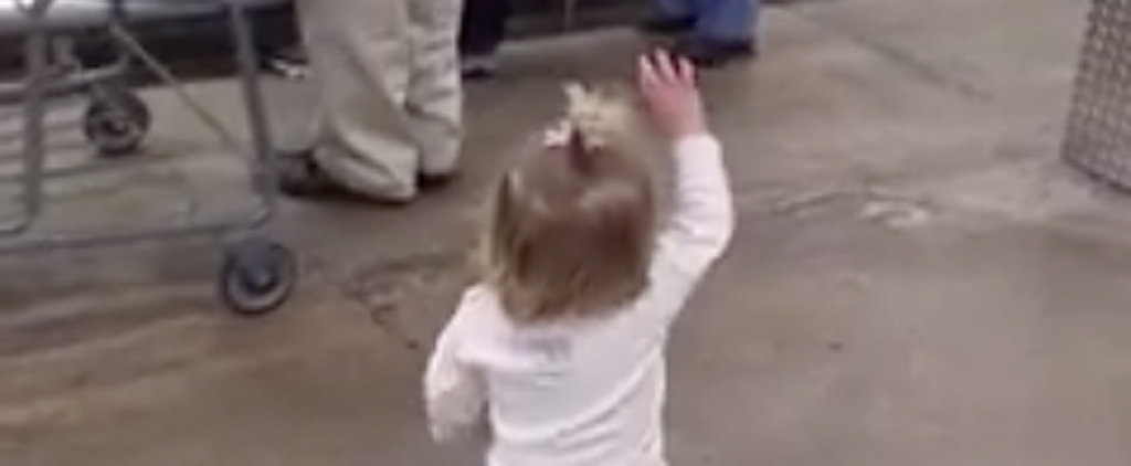 Why This Video of an Innocent Little Girl Is the Latest Internet Obsession