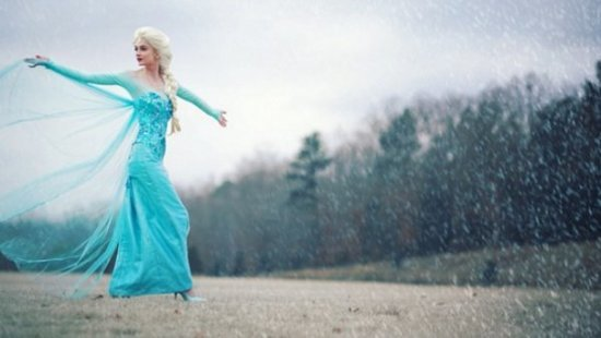 This Woman Has Spent Over $14,000 On Costumes To Transform Herself Into Disney Princesses