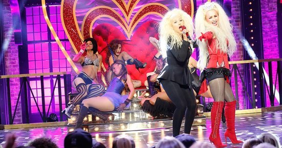 Hayden Panettiere, Christina Aguilera Team Up for 'Lady Marmalade' on 'Lip Sync Battle': Watch!