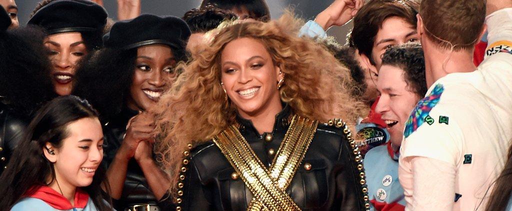 You Probably Missed Beyoncé's Super Bowl Tribute to Michael Jackson