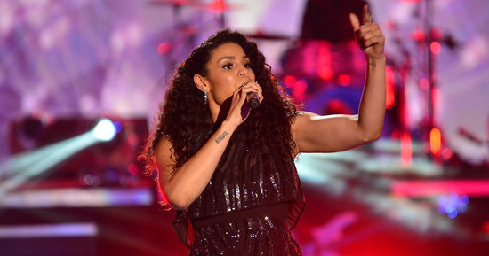 Jordin Sparks Makes A Difference With Super Bowl End Zone Dance