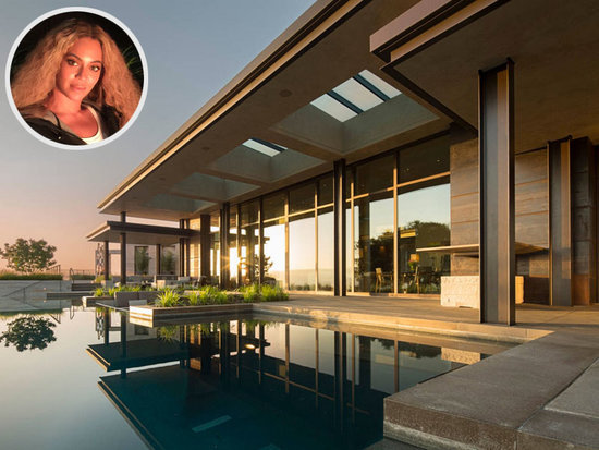 Peek Inside Beyoncé's Stunning and Sustainable $10,000 a Night Super Bowl Weekend Home Rental