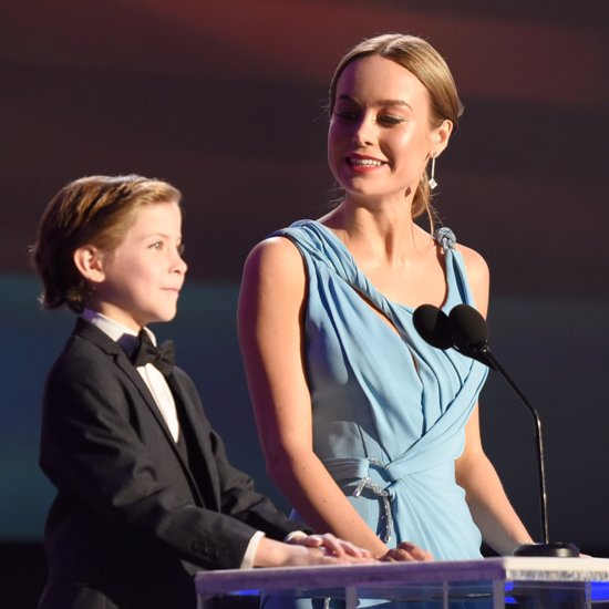 You Thought You Were Jacob Tremblay's Biggest Fan, but It's Actually Brie Larson