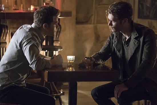 'The Vampire Diaries' Crossover Photos: Stefan Reunites with Klaus