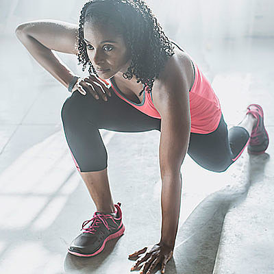 An Easy Cardio Move You Can Do At Home