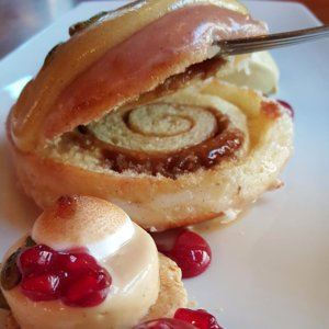 Where Can You Get a Cinnamon Roll Doughnut?