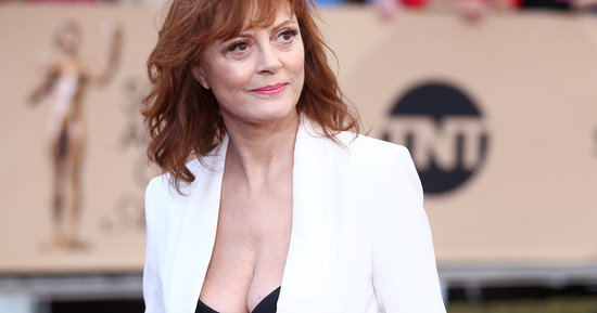 10 Women Who Prove You Can Rock Cleavage Like A Boss At Any Age