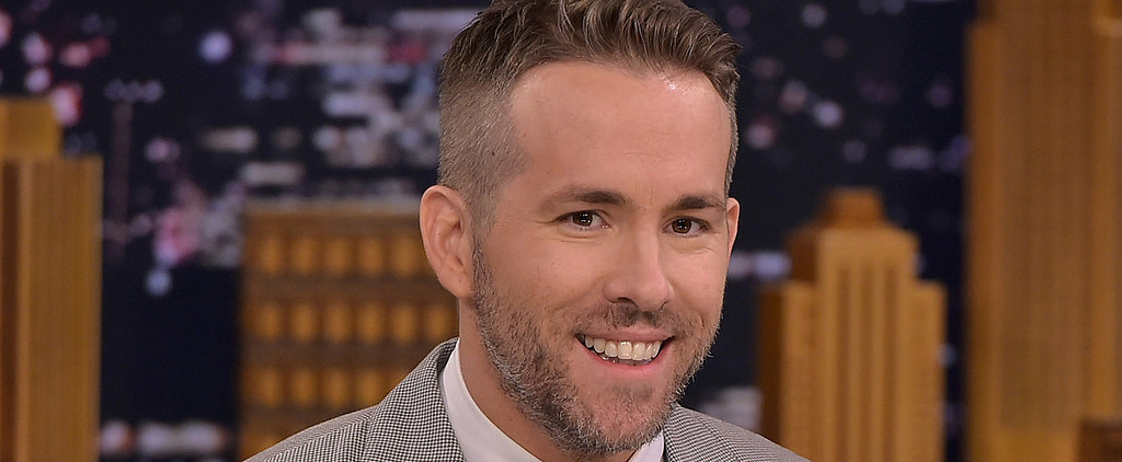 It's Official: Ryan Reynolds Is the Sexiest Dad Alive!