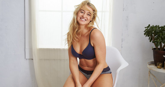 12 Reasons To Love Iskra Lawrence, Aerie's Unretouched Role Model