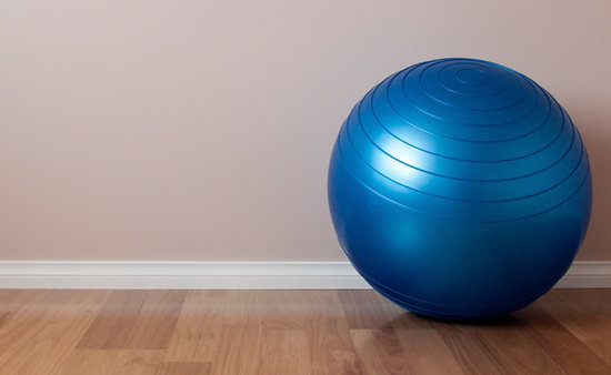 Watch This Mom Use An Exercise Ball To Induce Labor
