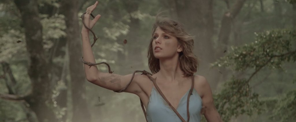 """Taylor Swift Takes You Behind the Scenes of """"Out of the Woods"""""""