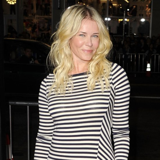 "Chelsea Handler Shares an ""Artsy"" Nude Photo on Instagram"