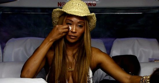 The Real Housewives of Atlanta's Cynthia Bailey Tearfully Admits the Truth About Her Friendship With Kenya Moore: Watch