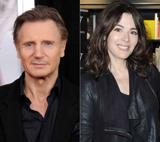"Liam Neeson Valentine's Day plans with ""incredibly famous"" girlfriend blind riddle"
