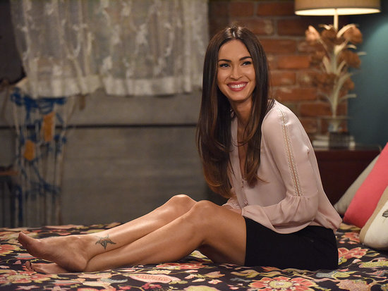 Megan Fox Gets Candid About Being New Girl's Newest Girl