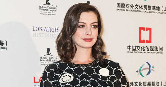 Anne Hathaway Doesn't Look Like This Anymore