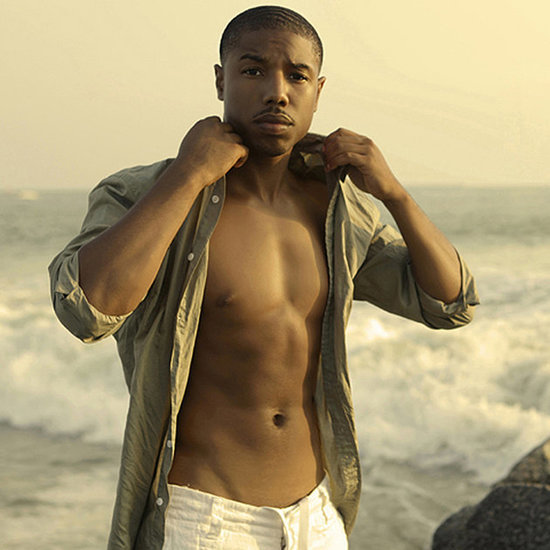 22 Michael B. Jordan Photos That Will Make You Feel All Tingly Inside