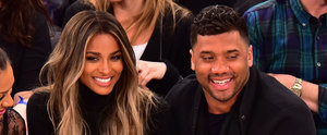 Ciara and Russell Wilson Look Like They Got Struck by Cupid's Arrow During Their Cute Basketball Date