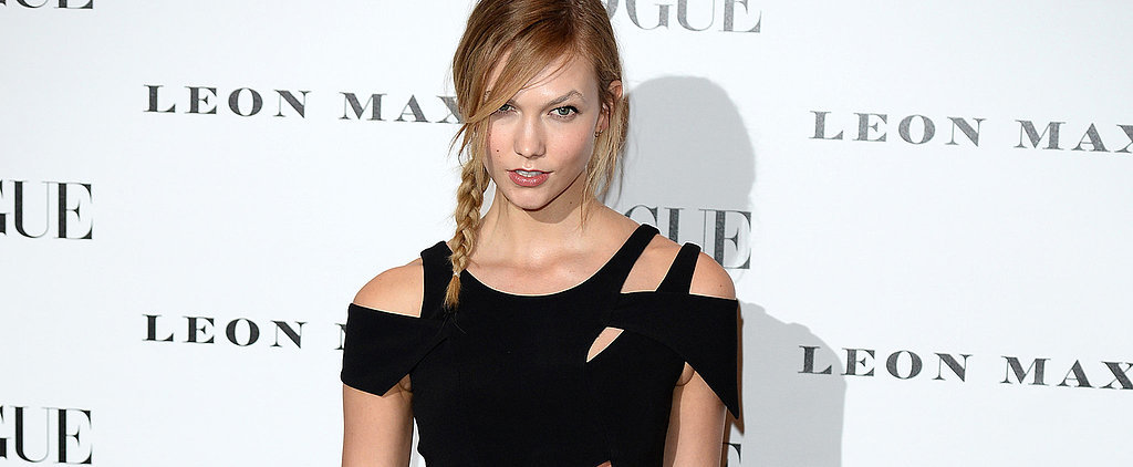 You've Never Seen a LBD Quite Like the One Karlie Kloss Wore Last Night