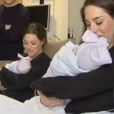 Identical Twins Deliver Their Own Baby Girls Within 6 Minutes of Each Other