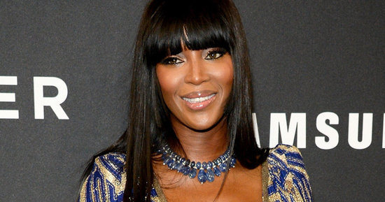 Naomi Campbell Wears Basically A Bra And Underwear On The Red Carpet