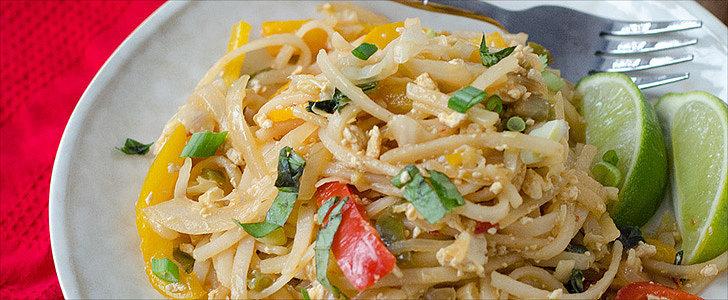 Quick Vegan Noodles to Satisfy Your Thai Cravings