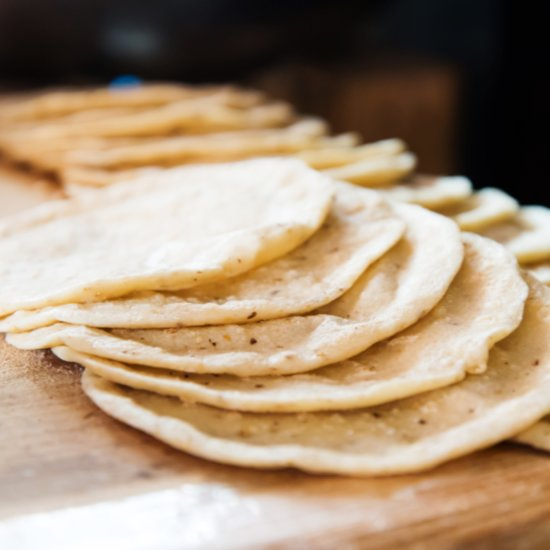 You're Just 5 Simple Steps Away From Homemade Tortillas
