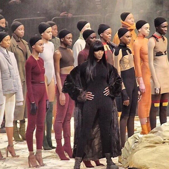 What It Was Really Like Inside Kanye's Show