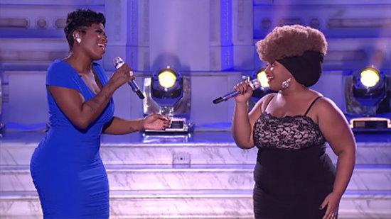 'American Idol': Sorry, Scotty McCreery! Fantasia's Duet With La'Porsha Renae Steals the Show