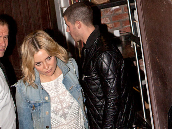 Kate Hudson and Nick Jonas Continue to Fuel Romance Rumors with Date Night in L.A.