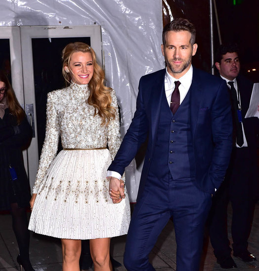 Did Blake Lively go on double date with Ryan Reynolds when she was still with Leonardo DiCaprio in 2011?
