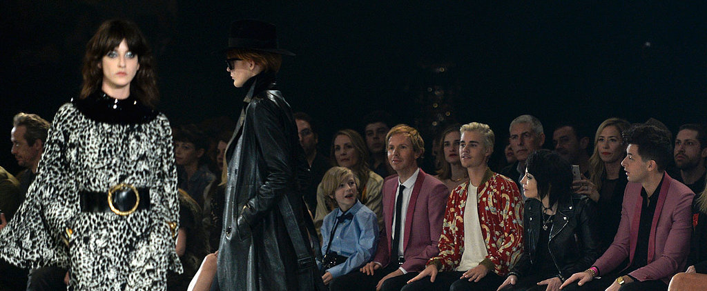 Saint Laurent's Clothes Will Make You Feel Like a Rock 'n' Roll Prairie Girl