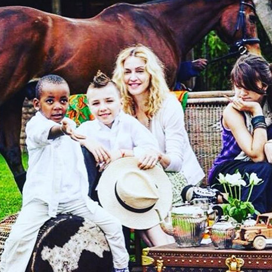 Madonna Longs for 'Days of Innocence' with Son Rocco as Custody Battle Rages on: 'How I Miss This Time'
