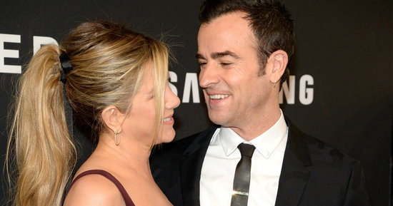 Jennifer Aniston And Justin Theroux Are Totally Going To #NetflixAndChill On Valentine's Day