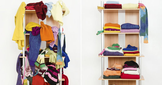 Are You Type A Or Type B? Your Closet Will Tell You.