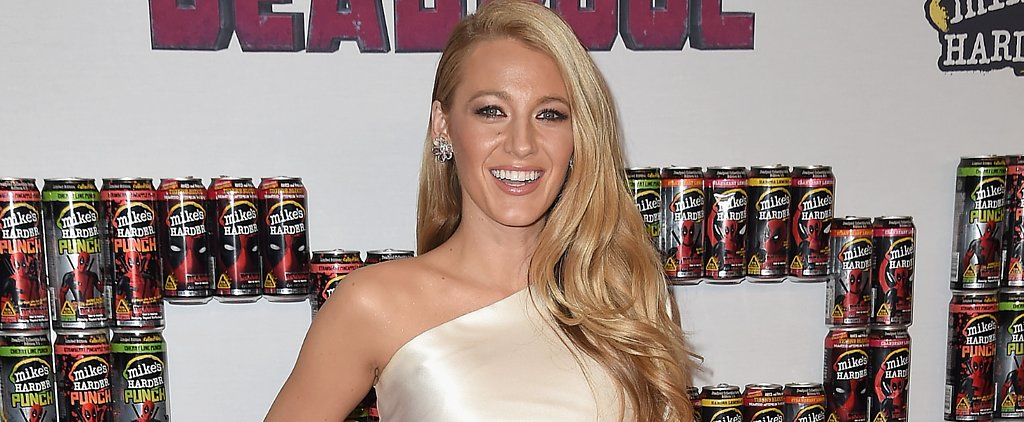Copy Blake Lively's Perfect Date-Night Hair With Products From the Drugstore