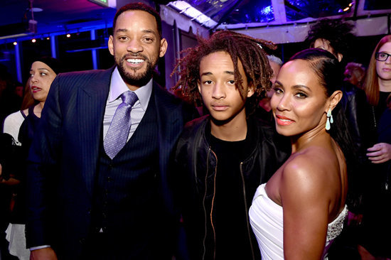 Will Smith Says Jaden Is '100% Fearless'