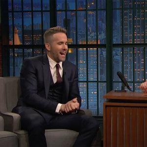 Ryan Reynolds Talks About Blake Lively Giving Birth