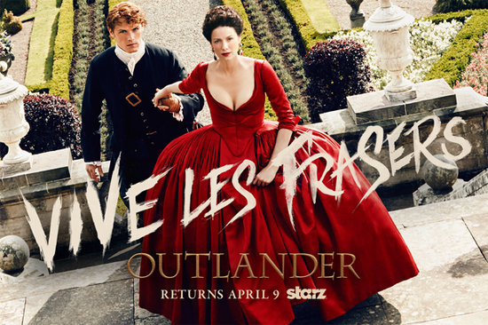 Outlander Blesses Us With A Sexy Trailer And A Return Date!