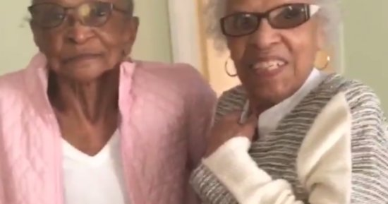 These Super Fun Great-Grandmas Have Been Besties For 71 Years